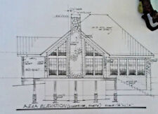Custom Home Plan 3 Bed 2 Bath 1Story 1489 A/C Sq. Ft Designed For Lake No Garage