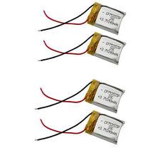 4Pcs 20C 3.7V 240mAh Lipo Battery Pack For RC Syma S107-19 S107G S107 S026 V319