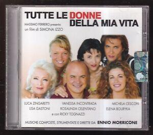 EBOND Ennio Morricone - Tutte Le Donne Della Mia Vita CD CD029232