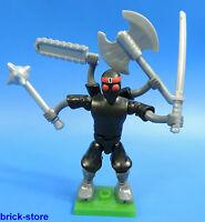 Mega Bloques nr.06 / Tortugas Ninjas Mutantes SERIE 1 / Figura Pie Robot