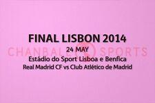 36_Final Lisbon 2014 Real Madrid CF vs Club Atletico de Madrid Match Details