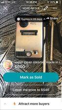 vapor steam 900 hot water injected steamer
