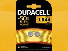 Duracell LR44 A76 Pile Bouton Alcaline - Lot de 2