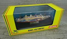 Gilbow RMS Olympic Liner Display Model Ship Scale 1:1750 NEW