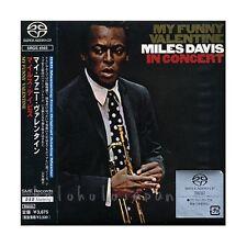 SACD Miles Davis My Funny Valentine from Japan Digipak  Japan Ver. Live SRGS4503