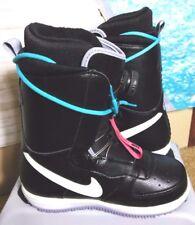 Nike Women's Zoom Force 1 X Boa Snowboarding Black Boots Size 6.5 586540-010 NEW