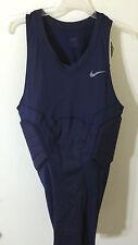 Nike pro Kampf Hyperstrong Signalfarbe Gepolstert Basketball Oberteil 669782-419