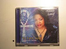 En Full Circle: A Shamanic Journey by Aleah Long CD 2007 new age soul trance