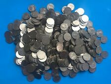 Lot of 500 Canada 1922-36 5 Cents Five Cent Nickel Coins George V - Free Ship