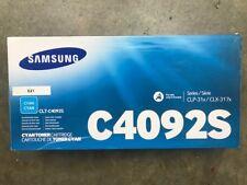 SAMSUNG ORIGINAL CLT-C4092S CYAN TONER INCL. VAT