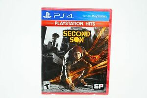 Infamous Second Playstation Hits: Playstation 4 [Brand New] PS4