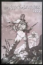 Army of Darkness 1979 #1 (2021) Dynamite Ash Williams Bruce Campbell Evil Dead