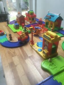 Large Happyland Bundle (Including Train) With Sounds
