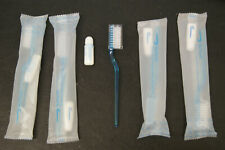 Disposable Tooth Brushes 150Pc Individually Wrapped