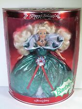 NIB BARBIE DOLL 1995 HAPPY HOLIDAYS