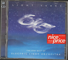 ELO Electric Light Orchestra  2 CD NEW 38 track Very Best of LIGHT YEARS