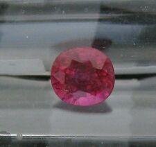 .76 CT. NATURAL RUBY OVAL