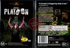 PLATOON Tom Berenger Charlie Sheen vietnam war NEW DVD (Region 4 Australia)