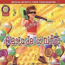 Musica Infantil Para Toda Ocasion: Fiesta de los Ninos - Triqui, Triqui (CD 2004