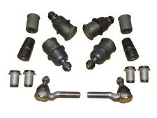 Front End Suspension Repair Kit 57 58 DeSoto NEW Ball Joints Tie Rod Ends