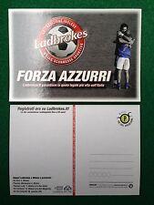 Cartolina NAZIONALE ITALIA , Advertising Pubblicita' Card 15x10,5 cm