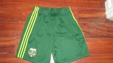 Adidas Portland Timbers soccer shorts Climalite green mens medium