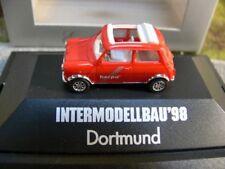 1/87 Herpa Mini Cooper Intermodellbau 1998 Sondermodell 232746