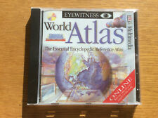 PC Success Software CD, Eyewitness World Atlas, Multimedia Encyclopedia