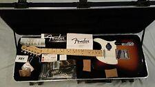 Fender American Standard Telecaster 3 Color Sunburst Maple Fretboard