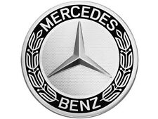 Genuine Mercedes-Benz Hub Cap Black A1714000125/9040