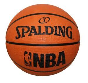 SPALDING NBA Rubber outdoor/Indoor Basketball n°7 (29.5)