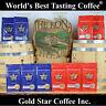 DARK ROAST Coffee Combo - 10 lb / 5 Hawaii Kona Fancy + 5 Jamaica Blue Mountain