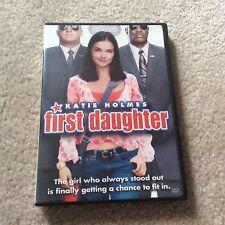"""First Daughter"" Movie starring Katie Holmes on DVD"