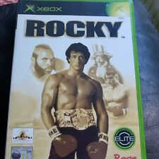 Rocky (Xbox) game