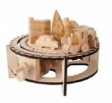 Timberkits. Chuffy Train Self Assembly Automaton Kit