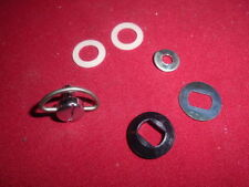 VINTAGE SHIMANO SHIFTER AJUSTER SCREW AND WASHERS, 1 UNIT, NEW!