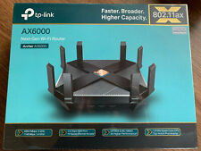 TP-Link Archer AX6000 Wi-Fi Router. *New*