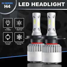 LED Hauptscheinwerfer H4 Lampen Glühbirne für Fiat 500X Punto Ducato Panda