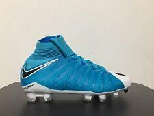 cd192b5e2ecd Nike Jr Hypervenom Phantom 3 DF Football BOOTS 882087 104 UK 4 EU 36.5 US  4.5