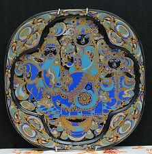 """Rosenthal Wandteller aus Glas  """" Weihnachtsteller 1978 """" - Zeitlich limitiert !!"""
