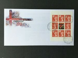 GB383) Great Britain 1997 Celebrating 75 years of the BBC FDC