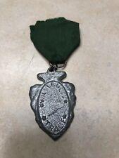Boy Scout Wilderness Trace Trail Medal - Sherm Landman