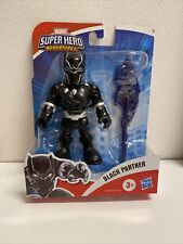 Playskool Marvel Super-Héros Aventures BLACK PANTHER figurine Hasbro