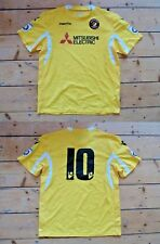 EBBSFLEET UNITED Football Shirt large Soccer Jersey Player Worn 10 Danny Kedwell