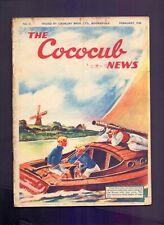 16 page The Cococub News No 21 February 1938  (BB2)