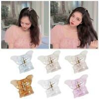 Fashion Hairpin Cute Butterfly Hair Clip Hair Claws Accessories Barrette X1U4