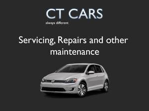 Volkswagen Audi Seat Skoda service and repairs