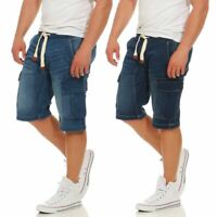 Geographical Norway Cargo Shorts Jeans Pame