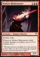 MRM FRENCH Maitre d'Epee Markov - Markov Blademaster MTG magic DKA