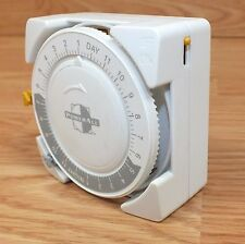 Power All 7.2 Amp High Capacity Lamp & Appliance Programmable 24 Hour Timer T25